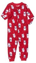 Gymboree Polar 1-Piece Pajamas