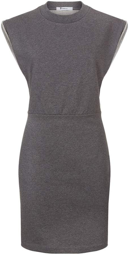 Alexander Wang Cinch Waist Mini Dress