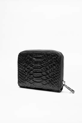 Zadig & Voltaire Mini Zv Savage Wallet