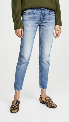 Moussy Vienna Tapered Jeans