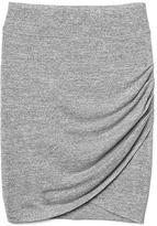 Gap Softspun knit tulip skirt