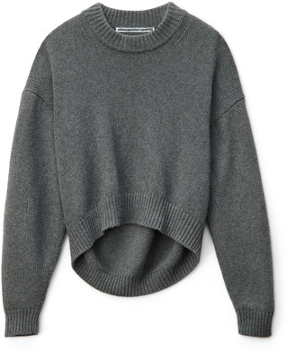 Collection Mock Neck Zip Pullover