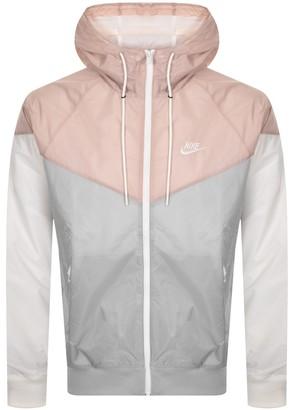Nike Windrunner Jacket Pink