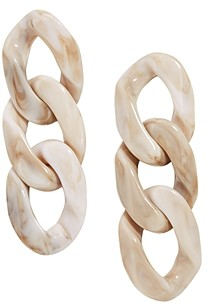 BaubleBar Mirador Chain Link Drop Earrings