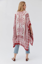 Urban Outfitters Aria Printed Robe