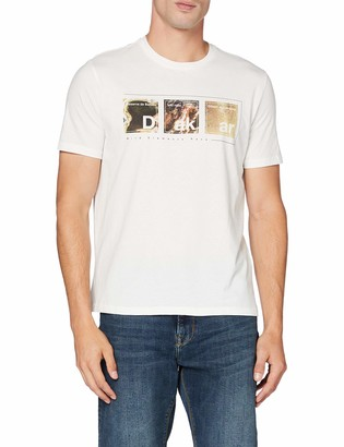 CORTEFIEL Men's C7Cc Camiseta L Dakar Dun T-Shirt