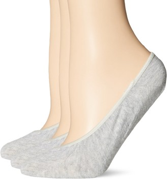 Keds Ked's Women's 3-Pack Solid Liner Socks