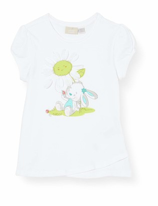 Chicco Girl's T-Shirt Manica Corta Bimba Kniited Tank Top