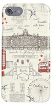 Harrods London Sketch iPhone 7 Case