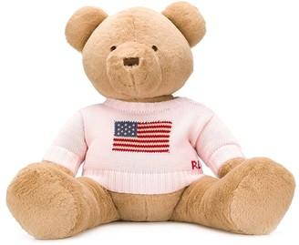 Ralph Lauren Kids Teddy Bear Soft Toy