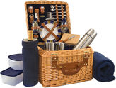 Asstd National Brand Picnic Time Canterbury Picnic Basket for Two