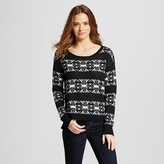 Women's Scoop Neck Sweater - Mossimo Supply Co.