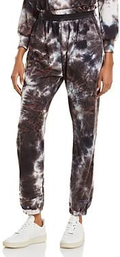 Aqua Tie Dyed Jogger Pants - 100% Exclusive