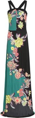 Etro Floral-print Stretch-jersey Maxi Dress