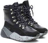 Stella McCartney Eclypse hiking ankle boots