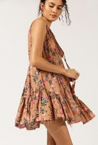 Azalea Floral Tie Dress