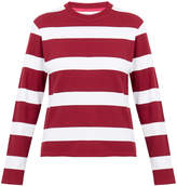 House of Holland Red Stripe Long Sleeved Top