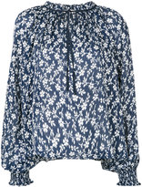 Ulla Johnson floral embroidered blouse