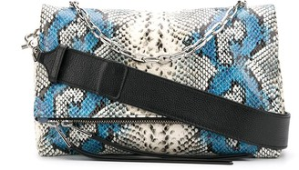 Zadig & Voltaire Rocky Painted Wild bag