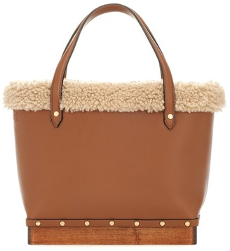 Altuzarra Clog Small leather tote