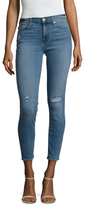 7 For All Mankind Gwenevere Ankle Skinny Jean