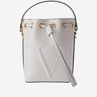 Valentino VLogo Walk Bucket Bag