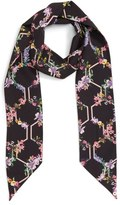Ted Baker Lost Hexagon Skinny Scarf