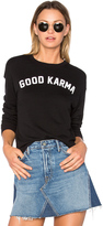 Spiritual Gangster Good Karma Arch Sweatshirt