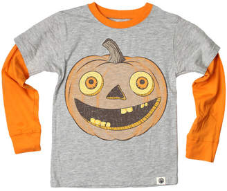 Wes And Willy Bug Eyed Pumpkin T-Shirt