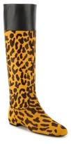 Roger Vivier Final Sale Leopard Calf Hair Boot