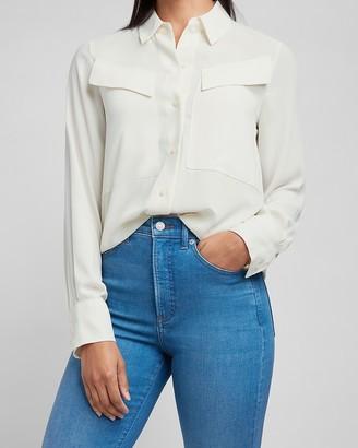 Express Oversized Pocket Shirt