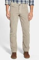 Vintage 1946 Men's Trim Fit Stretch Corduroy Pants