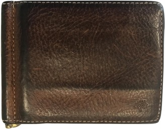Mulberry Brown Leather Small bags, wallets & cases
