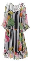 Blugirl Women's Multicolor Polyester Dress.
