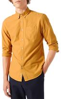 Jigsaw Oxford Shirt, Amber