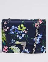 M&S Collection Printed Cross Body Bag
