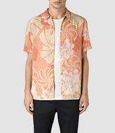 AllSaints Helix Short Sleeve Shirt