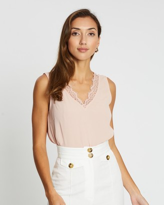 Vero Moda Augusta Sleeveless Top