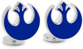 Asstd National Brand Star Wars Blue Rebel Symbol Cuff Links