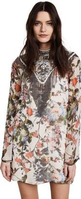 Haute Hippie Women's Through The Looking Glass Dress