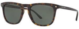 Giorgio Armani Polarized Sunglasses, AR8107 53