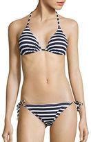 Tommy Bahama Brenton Striped Bikini Bra