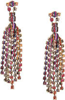 Betsey Johnson Paint Splatter Drop Earrings - Women's
