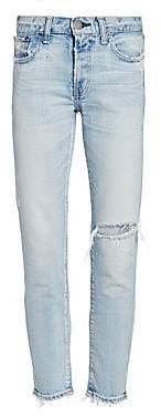 Moussy Vintage Women's MV Vivian Destroyed Skinny Ankle Jeans