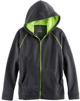 Tek Gear Boys 8-20 Ultra-Soft Full-Zip Fleece Hoodie