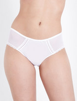Chantelle Parisian mesh shorts