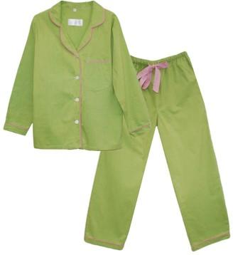 Billy Sleeps Polly Organic Cotton Long Pyjama Set