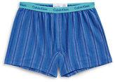 Calvin Klein Knit Slim-Fit Boxers
