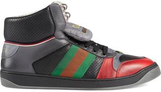 Gucci Screener high-top sneakers