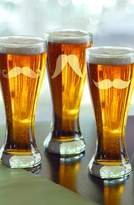 Cathy's Concepts Mustache Pilsner Glasses